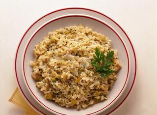 Come preparare il risotto al pecorino