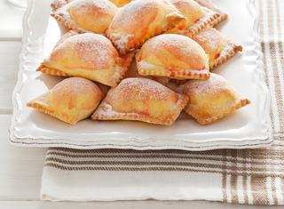 Tortelli dolci al forno