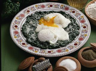 Come fare le uova con la besciamella