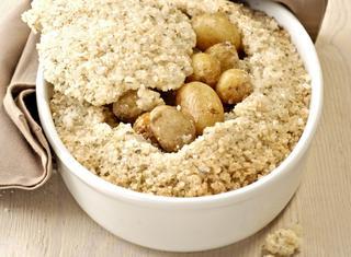Come preparare le patate novelle in crosta di sale