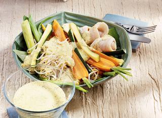 Come fare gli involtini di sogliola alle verdure