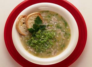 Ricetta: zuppa di scarola