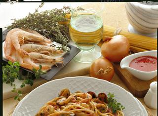 Spaghetti cozze-vongole