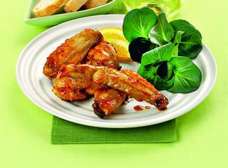 Come preparare le ali di pollo glassate
