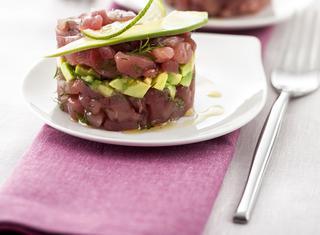 Ricetta: tartare di tonno e avocado