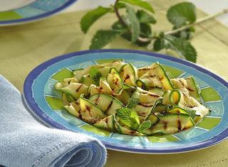 Come fare le zucchine grigliate