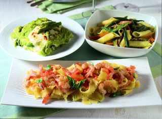 Ricetta: lasagne alle fave