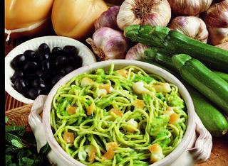 Come preparare gli spaghetti con scamorza