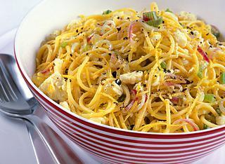 Ricetta: spaghetti limone e pecorino