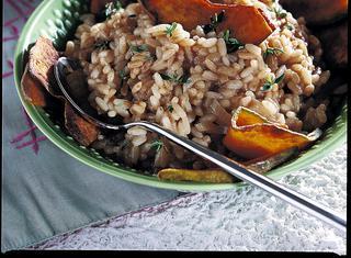 Ricetta: risotto all'aceto balsamico