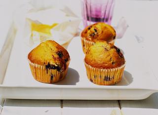 Ricetta: muffin alle prugne