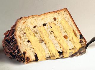Ricetta: panettone farcito allo zabaione