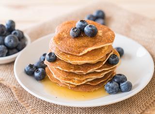 Come preparare i pancake senza uova