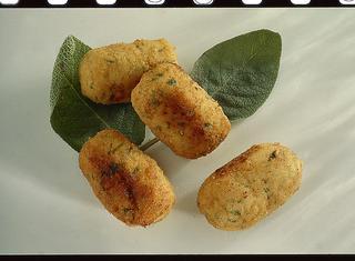 Polpette di pollo alle olive