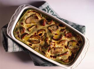 Come preparare le lasagne verdi ai funghi
