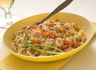 Ricetta: il riso all'orientale