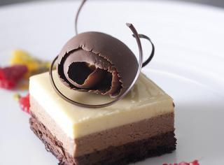 Ricetta: mousse ai tre cioccolati