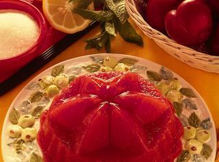 Ricetta: pudding di prugne