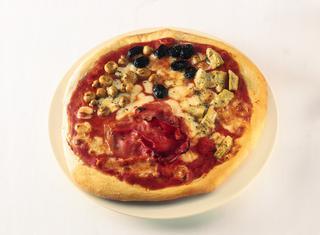 Ricetta: pizza allo scoglio