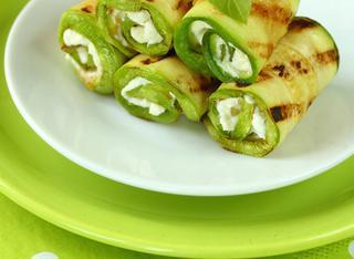 5 ricette di involtini vegetariani