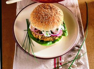 3 idee per hamburger vegetariani