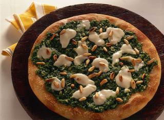 Come fare la pizza alla ligure