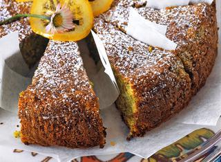 Ricetta: torta di limoni e pistacchi