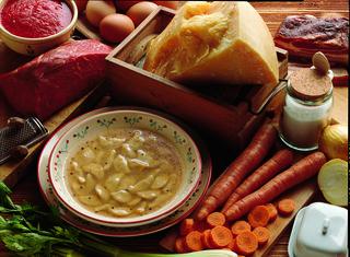 Come preparare gli anolini alla parmigiana