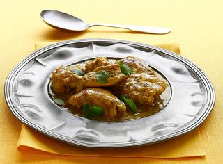 Ricetta Pollo al curry con yogurt
