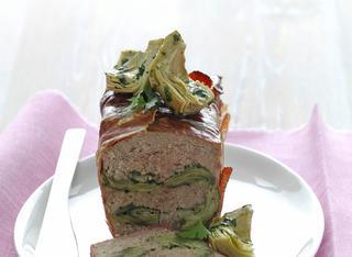 Ricetta Polpettone di carne in forma