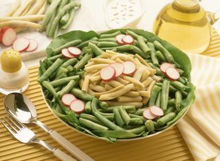 Ricette fagiolini verdi contorno le ricette di for Cucinare fagiolini