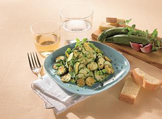 Ricetta Zucchine a funghetto