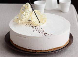 Ricetta Torta di castagne alla vaniglia