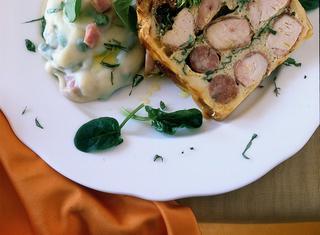 Ricetta Purè di patate e verdure