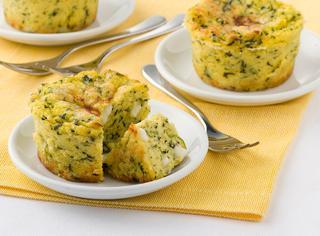 Ricetta Sformatini con spinaci e gorgonzola