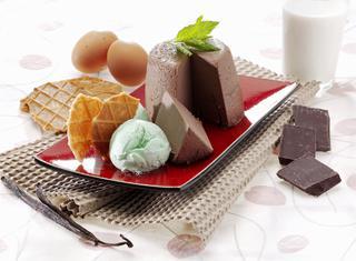 Ricetta Bavarese con gelato