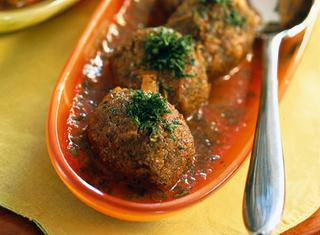 Falafel (polpette di ceci)