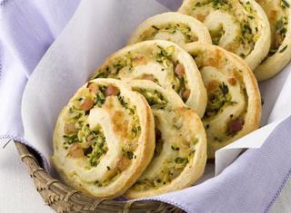Ricetta Girelle pancetta e zucchine