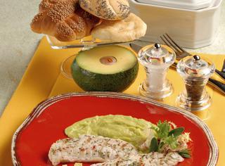 Ricetta Persico all'avocado
