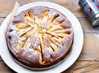 Ricetta Torta di mele senza burro