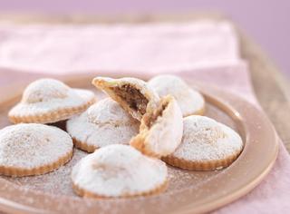 Ravioli dolci di Modica o mpanatigghi