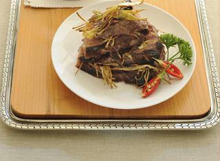 Ricette tagliata di carne le ricette di giallozafferano for Cucinare tagliata