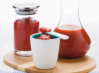 Tomato ketchup fatto in casa