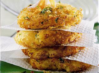 Doratine di porri e patate