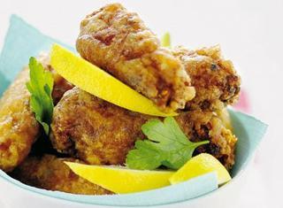 Ricetta Alette di pollo fritte alla toscana
