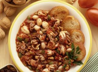 Ricette moscardini infarinati e fritti le ricette di for Cucinare moscardini