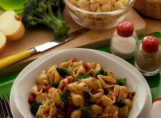 Ricetta Pasta ai broccoli