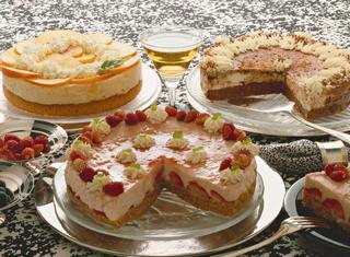 Ricetta Cheesecake alle fragole in coppa o nel bicchiere