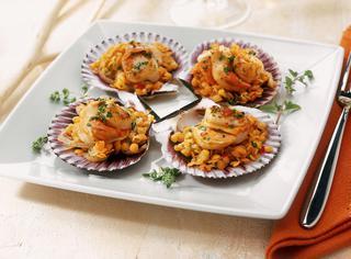 Ricetta Canestrelli e lenticchie