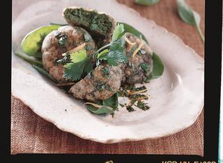 Polpette di pesce alla soia